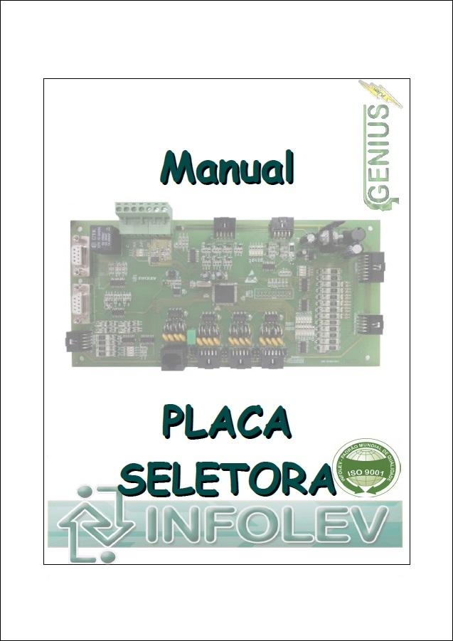 [Manual da placa seletora - Genius Flash]