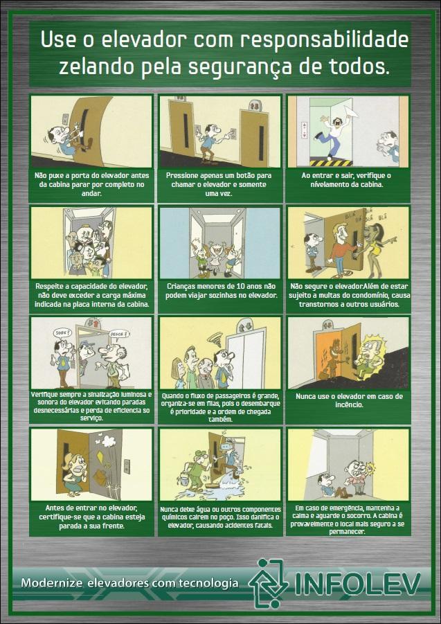 [Catálogo Uso do elevador]