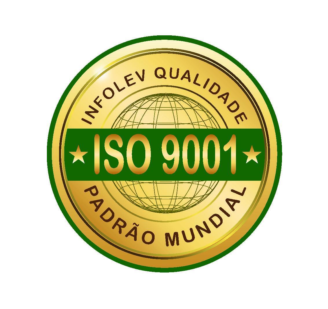 Infolev - Mais de 20 anos com certificação ISO 9000
