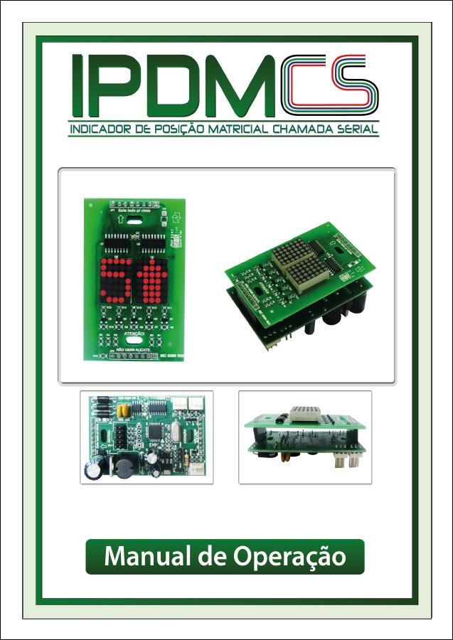 [Manual de operação do indicador IPDMCS]