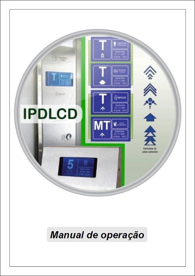 [Manual do indicador ipd lcd]